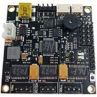 AGFrc ベースカム シンプル BGC 32ビット 3軸 ブラシレス ジンバルコントローラー GC01