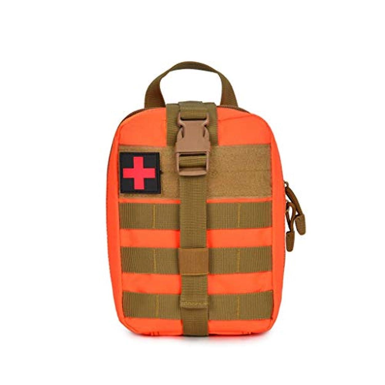 もちろん鏡スポークスマンLWBUKK トラウマの医療キット、屋外ポータブル医療キット、救急医療の家庭用ポータブルトラベル入場パッケージ 医療箱 (Color : A)
