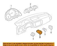 2015 フォルクスワーゲン Eos ヘッドランプスイッチ 3C8-941-431-AC-XSH