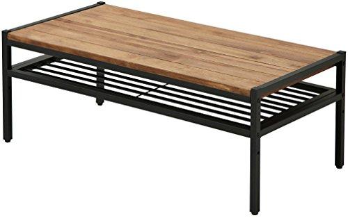 アイアンウッド センターテーブル 90cmタイプ