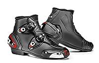 Sidi Speedride Motorcycle Bootsブラック( Moreサイズオプション) US9.5/EU43 ブラック MOT-SIS-SRD-BKBK-43