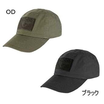 CONDOR(コンドル) タクティカルギア タクティカルキャップ OD