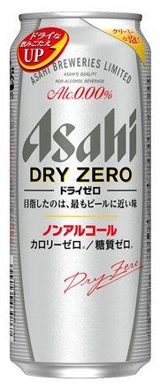 アサヒ ドライゼロ 500ml×24本