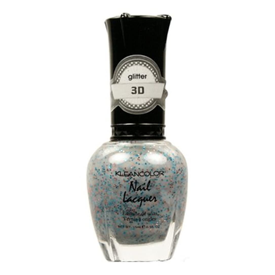 法的近く自分KLEANCOLOR 3D Nail Lacquer - Mine & Only (並行輸入品)