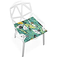 座布団 低反発 海 クラゲ みんな ビロード 椅子用 オフィス 車 洗える 40x40 かわいい おしゃれ ファスナー ふわふわ fohoo 学校