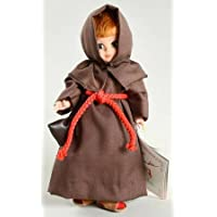 Madame Alexander Friar Tuck 493 Storybook Collection Doll