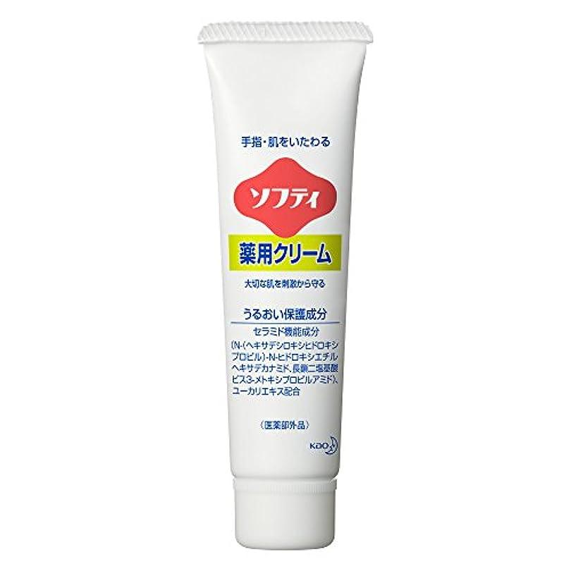 ぐったり専制わがままソフティ 薬用クリーム 35g (花王プロフェッショナルシリーズ)