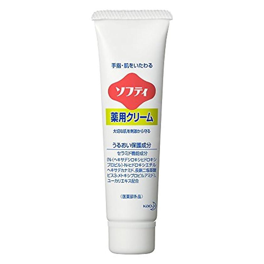焼くアンテナアクチュエータソフティ 薬用クリーム 35g (花王プロフェッショナルシリーズ)