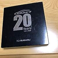 スバル レガシー20周年記念ピンバッジ