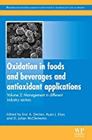 Oxidation in Foods and Beverages and Antioxidant Applications: Management in Different Industry Sectors (Woodhead Publishing Series in Food Science, Technology and Nutrition)