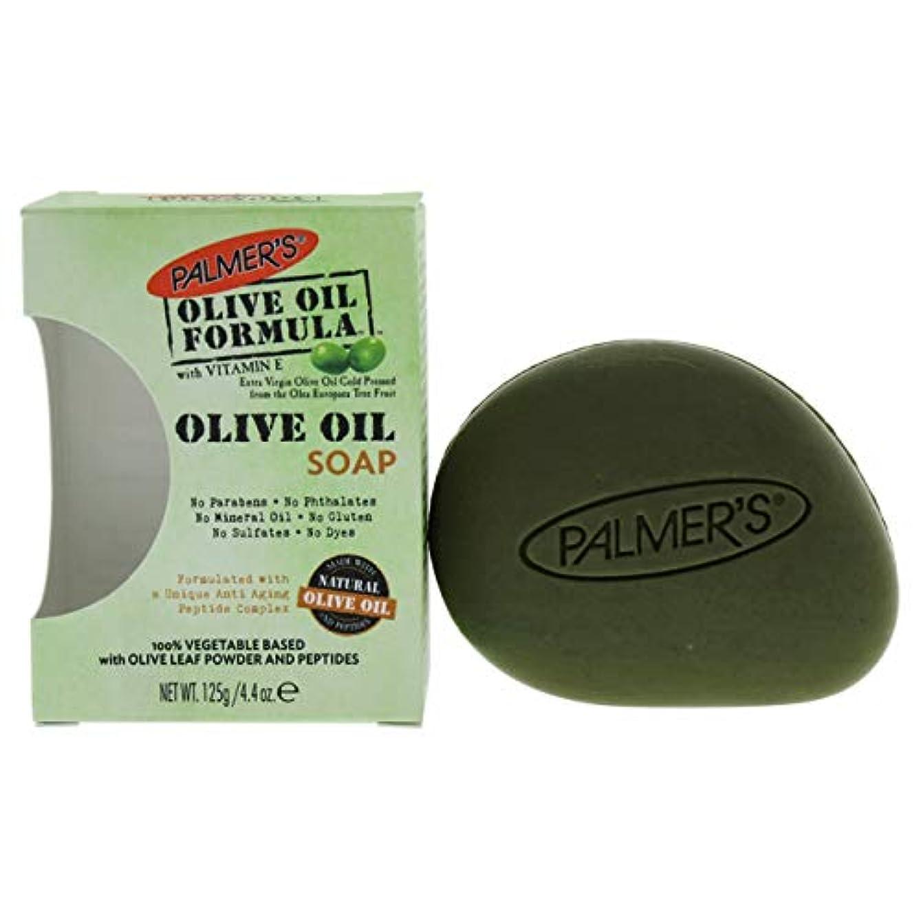 通知日記暗黙Palmer's Olive Butter Formula Bar Soap 100g