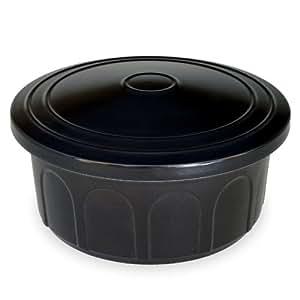 有田焼 遠赤セラミックス ご飯用保存容器 おひつ君(約1500cc)