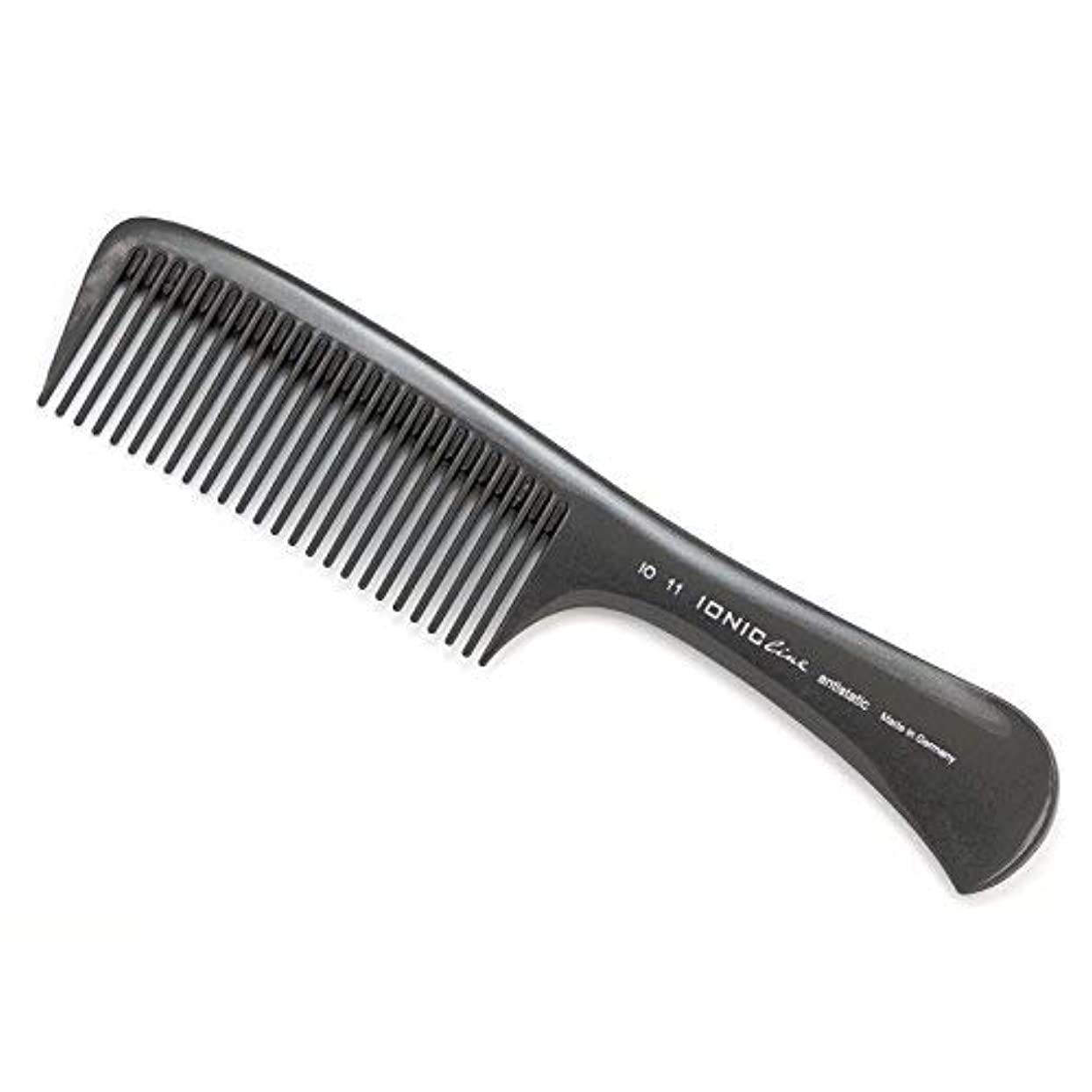 意図高揚したゴミ箱を空にするHercules S?gemann IONIC Line Handle Comb, Big Working Comb | Ionized Thermoplastic - Made in Germany [並行輸入品]