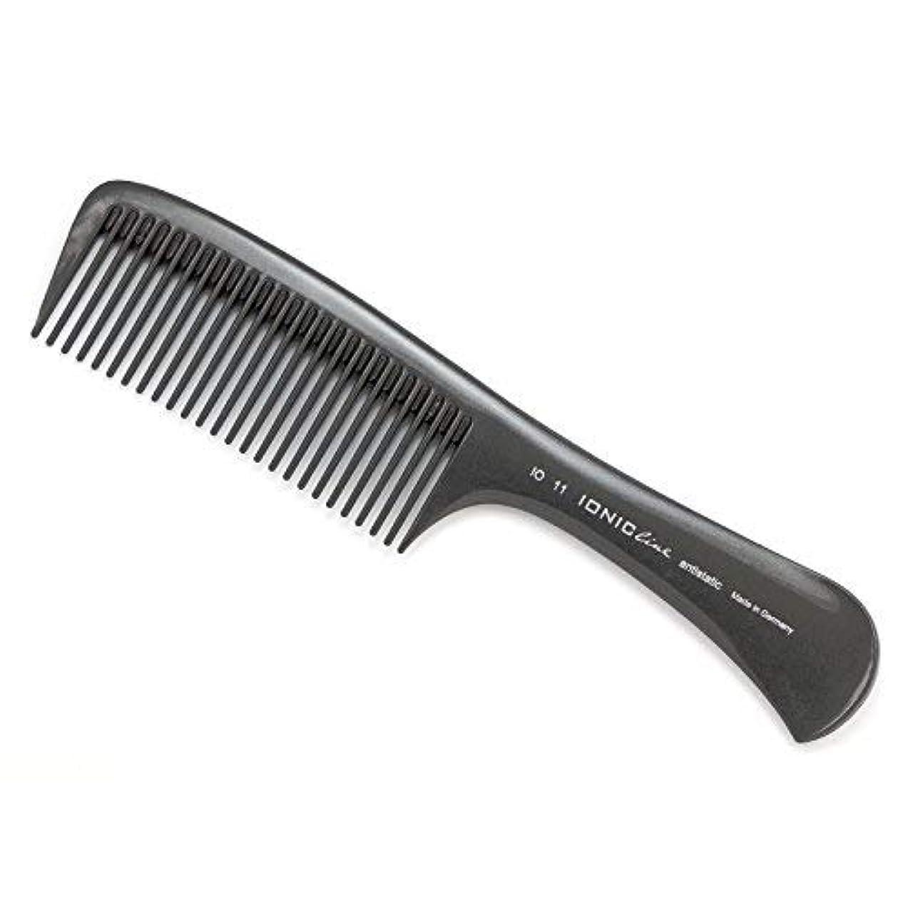 山積みの野生義務Hercules S?gemann IONIC Line Handle Comb, Big Working Comb | Ionized Thermoplastic - Made in Germany [並行輸入品]