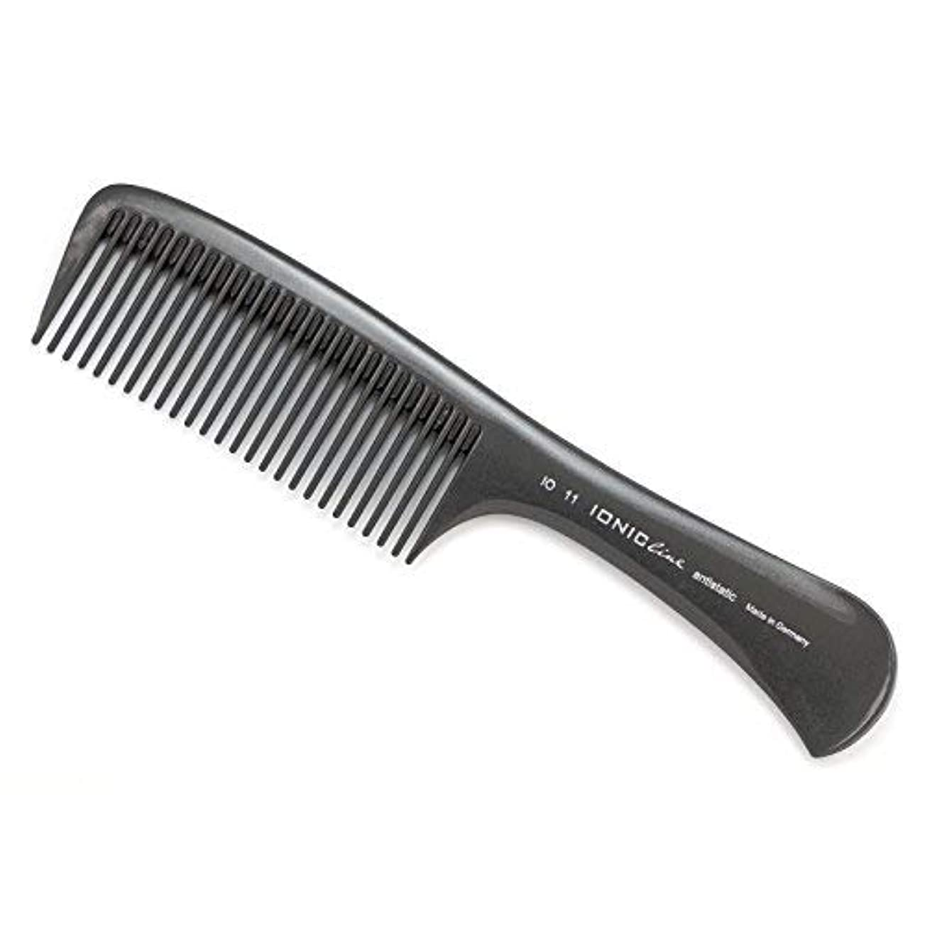 ネスト香りリーダーシップHercules S?gemann IONIC Line Handle Comb, Big Working Comb | Ionized Thermoplastic - Made in Germany [並行輸入品]