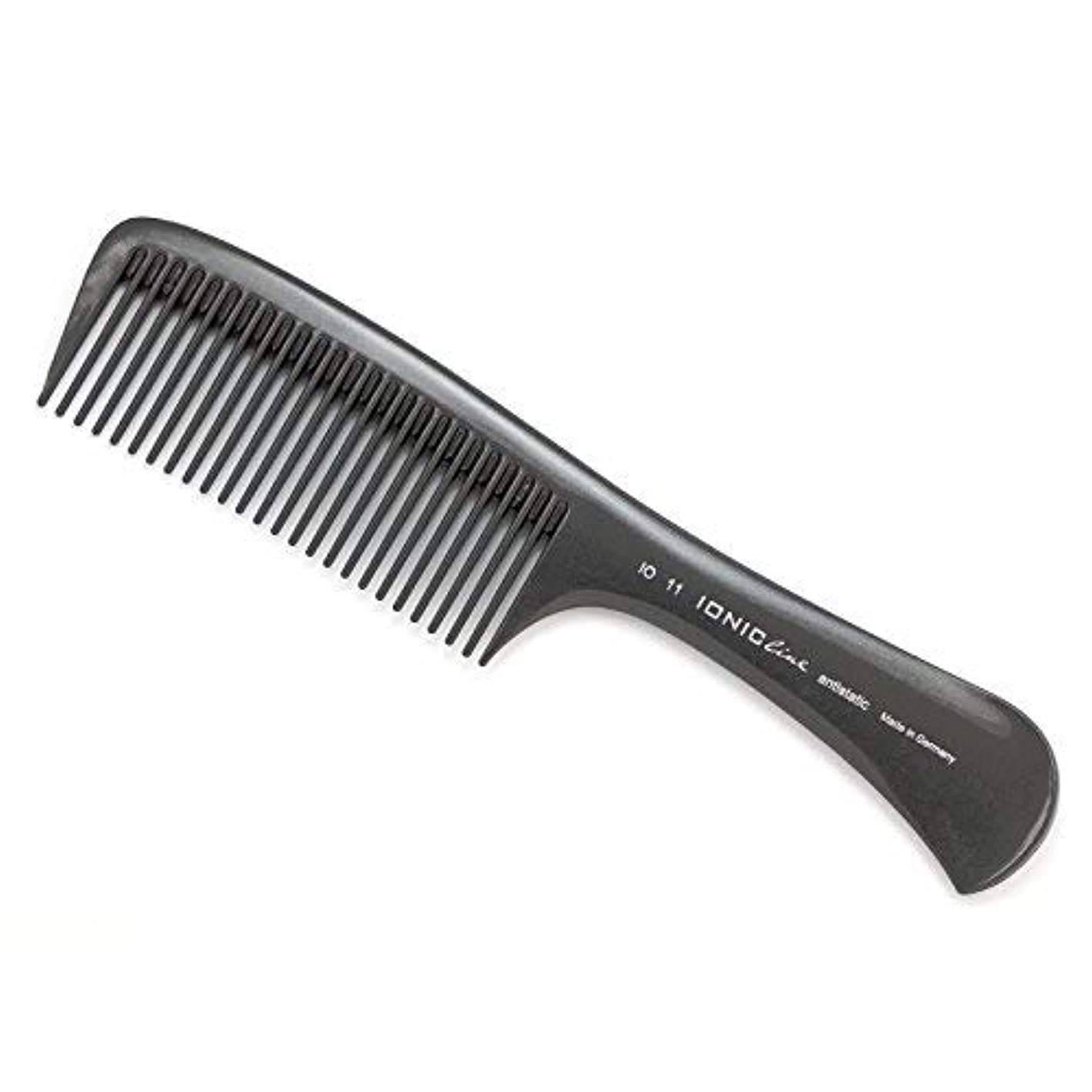 血まみれ感動する空港Hercules S?gemann IONIC Line Handle Comb, Big Working Comb | Ionized Thermoplastic - Made in Germany [並行輸入品]