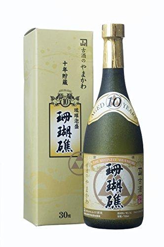 乙類30° 古酒10年 泡盛 720ml
