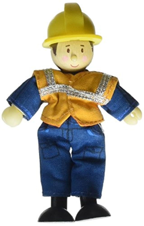 Budkins Alfie The Workman Blue [並行輸入品]