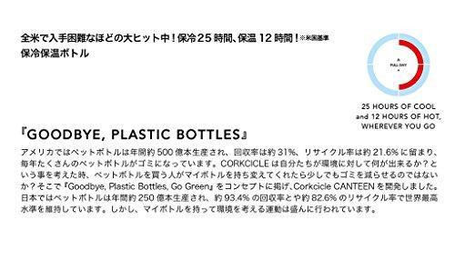 ボトル CANTEEN 保冷保温タイプ 750ml  グロスカラー リビエラブルー 2025GRB