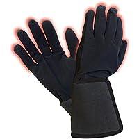 【男女兼用】ROOMMATE ヒーター内蔵薄型手袋 HEAT HANDS(ヒートハンズ)ヒーターグローブ EB-RM3000A
