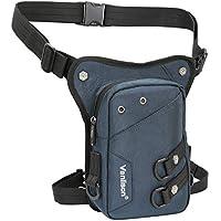 Vanlison Waterproof Airsoft Tactical Drop Leg Pouch Bag Panel Motorcycle Bag