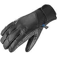サロモン(SALOMON) スキーグローブ QST GTX M Black (キューエスティー ゴアテックス) L40420000 XL