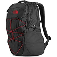 The North Face NF0A3KV37S2 BOREALIS, Asphelt Grey/Firey Red