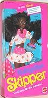 ベビーシッターAfrican American Skipper ( Teen Sister ofバービー)