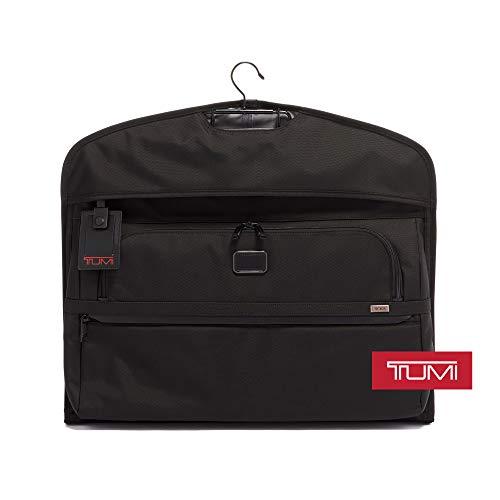 01705125db [トゥミ] ガーメントカバー 公式 正規品 TUMI Alpha 3 15L 53.5 cm 2.5kg 02203135 Black スーツ またはドレスを1着収納できるガーメントカバー。