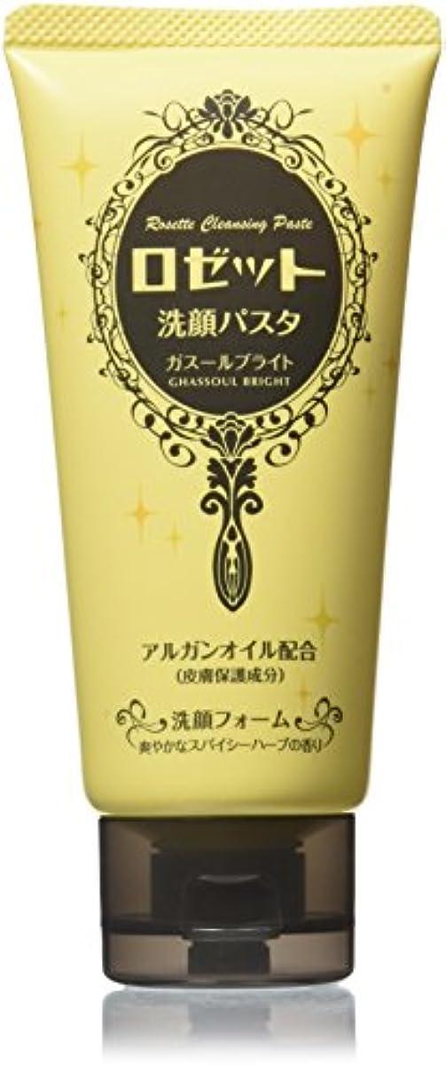 サイトライン過敏なレビューロゼット 洗顔パスタ ガスールブライト 120g