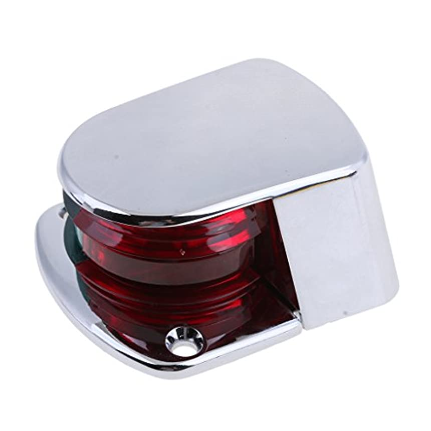 思い出させる組立反射Fenteer 海洋 ボート ライト ナビゲーションライト 二色 レッド グリーン 信号ライト