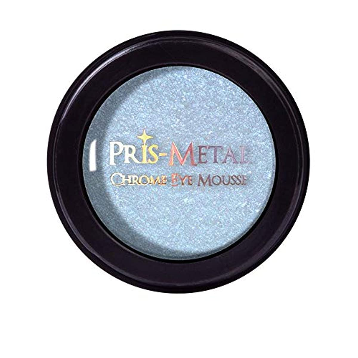 ペット圧力傷跡J. CAT BEAUTY Pris-Metal Chrome Eye Mousse - Dreamer (並行輸入品)