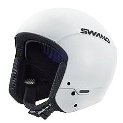 SWANS(スワンズ) ヘルメット スキー スノーボード 大人用 FIS対応品 レーシングモデル HSR-90FIS