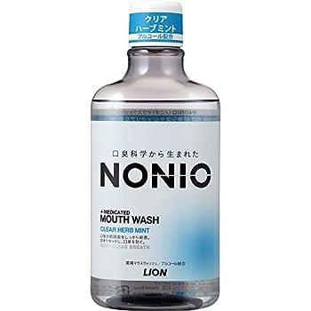 NONIO(ノニオ) [医薬部外品]NONIO マウスウォッシュ クリアハーブミント 洗口液 単品 600ml