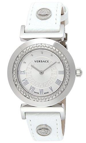 [ヴェルサーチ]VERSACE 腕時計 VANITY ホワイ...