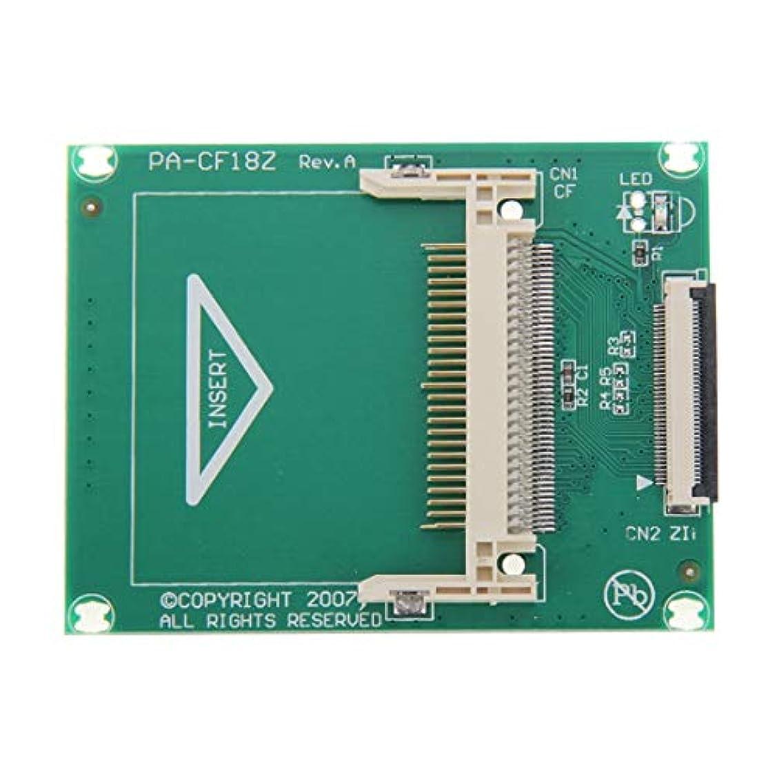 立証する聖歌検出器TSD 1.8インチZIF CE PATA変換基板ケーブルアダプタカードにAYY CFカード