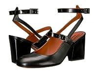 Missoni(ミッソーニ) レディース 女性用 シューズ 靴 ヒール アンクル Chanel Strappy Pump - Black/Black 40 M [並行輸入品]