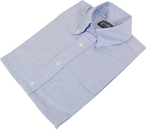 半袖オックスフォードボタンダウンシャツ