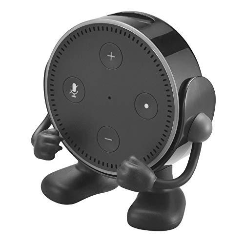 カーメイト Echo Dot(エコードット) 専用ホルダー 第2世代専用 NZ583 ブラック スマートスピーカー 置き型 スタンド NZ583