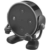 カーメイト Echo Dot(エコードット)専用ホルダー 第2世代専用 ブラック スマートスピーカー 置き型 スタンド NZ583