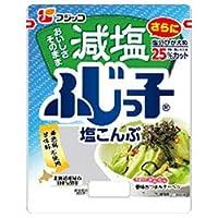 フジッコ 減塩ふじっ子 33g×10袋入×(2ケース)