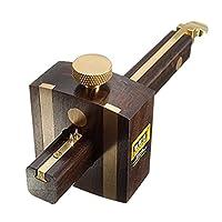 Baosity 黄銅 スクリュー 木工用 マーキングゲージ 測定ツール けがき