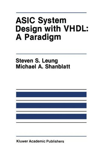 ASIC System Design with VHDL: ...