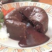 とろけるチョコがタップリ♪チョコフォンデュケーキ フード ドリンク スイーツ ケーキ チョコレートケーキ top1-ds-168737-ah