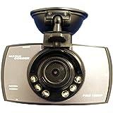 駐車監視機能 液晶 ドライブレコーダー いたずら防止機能 高画質 暗視 Gセンサー  広角  カーセキュリティ 車用ビデオカメラ