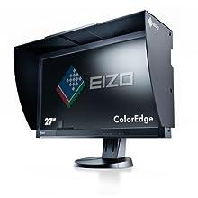 EIZO ColorEdge 27.0インチ TFTモニタ ( 2560x1440 / IPSパネル / 6ms / キャリブレーションセンサー 内蔵 / ブラック ) CG277