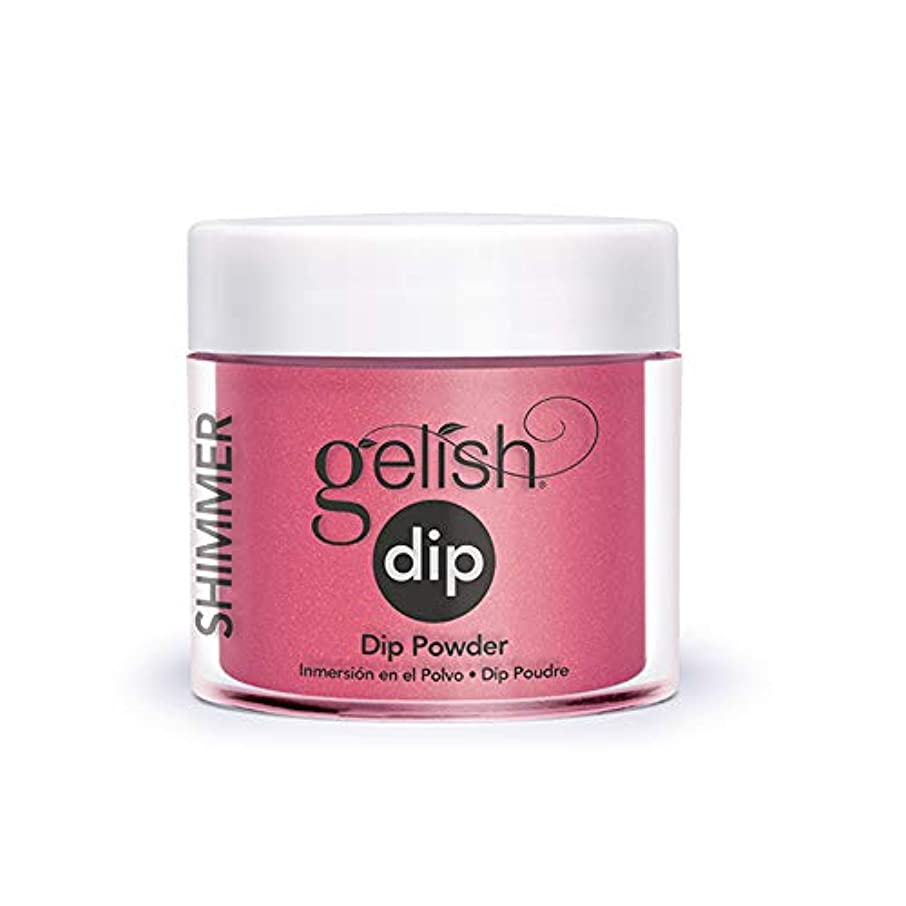 バルコニー憲法バレエHarmony Gelish - Acrylic Dip Powder - My Kind of Ball Gown - 23g / 0.8oz
