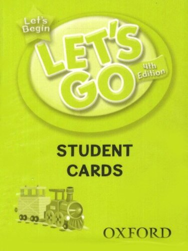 Let's Go 4/E: Begin Student Cards