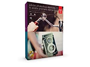 Adobe Photoshop Elements 12 & Premiere Elements 12 Windows/Macintosh版