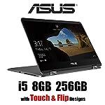 "Asus UX461UA-E1000T 14""FHD Touch Core i5 8250U 8GB 256GB SSD W10"